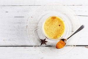 消炎防癌排霾毒 食療專家教你沖薑黃茶