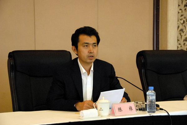 習近平當局空降的紀檢老兵陳雍已出任重慶市委常委、市紀委書記。(網絡圖片)