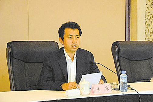 習近平空降紀檢老兵陳雍出任重慶市委常委、市紀委書記。(網絡圖片)