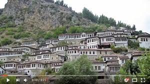阿爾巴尼亞千窗之城列入世界遺產