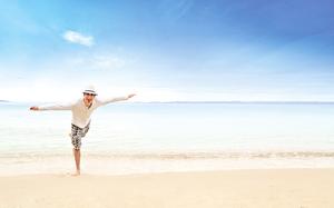 單腳站1分鐘迅速增強免疫力