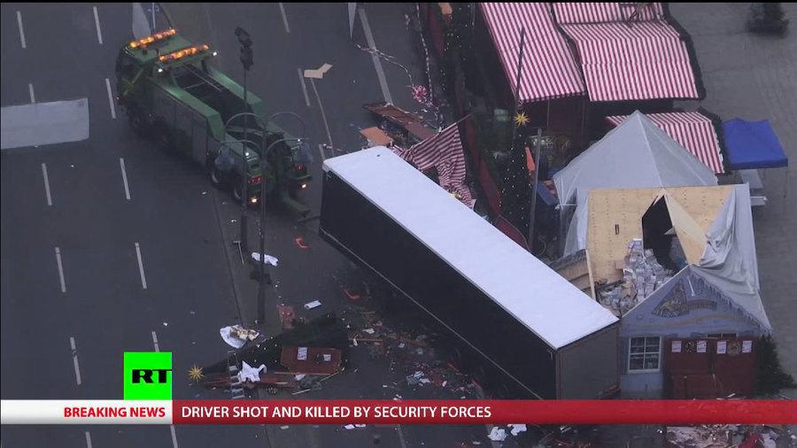耶路撒冷貨車撞軍人 四死十五傷
