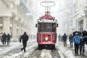 組圖:寒流席捲歐洲各地 至少廿三死