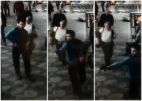 驚悚片段:佛州機場血案疑犯開槍瞬間