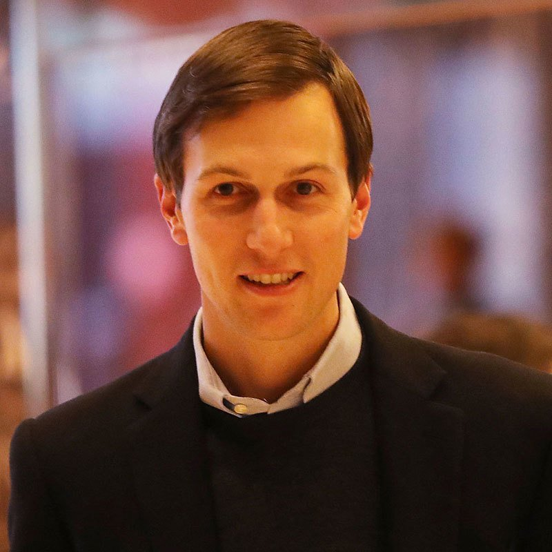 特朗普女婿Jared Kushner。(Getty Images)
