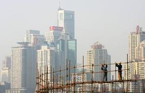 上海和重慶樓市突發異動