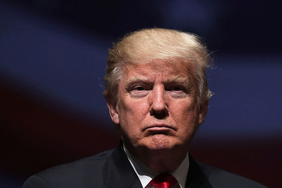 中共大轉彎授予特朗普商標權 或賄賂美總統?