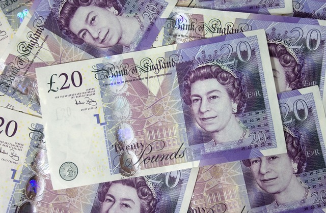 1月8日,英國首相文翠珊暗示,英國會脫離歐盟的單一市場,第二天,英鎊兌美元的匯率下跌至最近幾個月的最低點。(Pixabay)