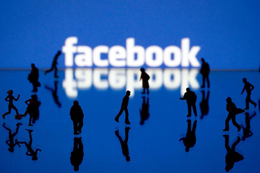 美國最新一項調查研究顯示,Facebook不再是13歲至17歲的青少年中最受歡迎的社交媒體。(JOEL SAGET/AFP/Getty Images)