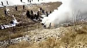 吉林一航空學院飛機墜毀 兩飛行員遇難