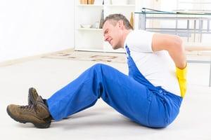 身體6個要害部位受傷會危及生命