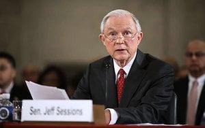 參院任命聽證會 特朗普司法部長人選受拷問