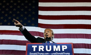 特朗普將對逾百項中國商品徵收關稅 最快下周