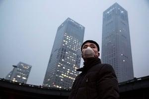 京城兩口之家的防霾帳單 透視大陸社會百態