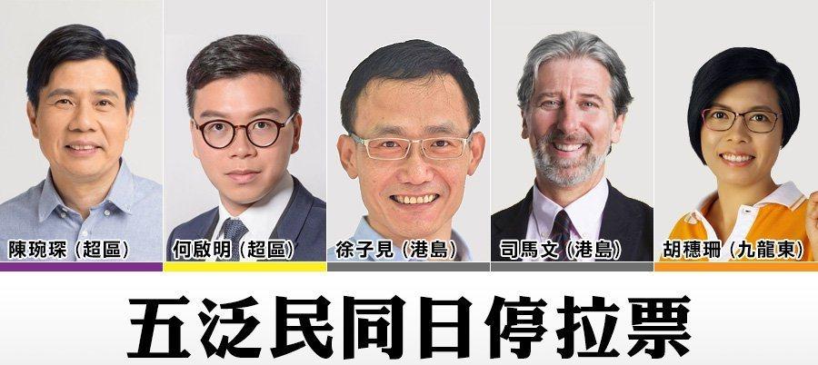 選管會倡修法禁候選人棄選