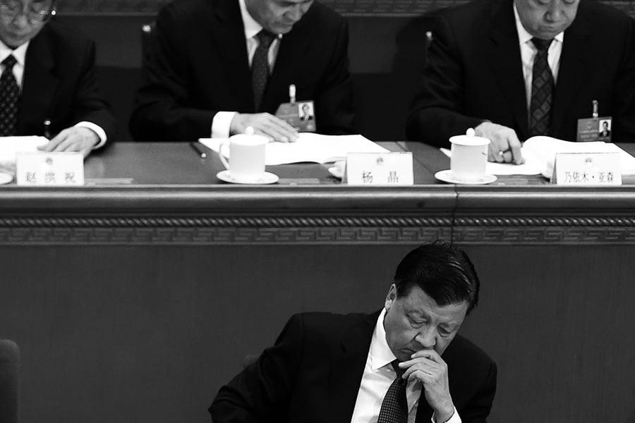 中共黨校八官員被查 習王或敲打劉雲山