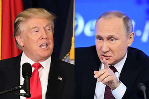 美俄破冰 特朗普與普京同意平等發展關係