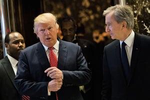 俄羅斯握私人情資? 特朗普斥 :假新聞