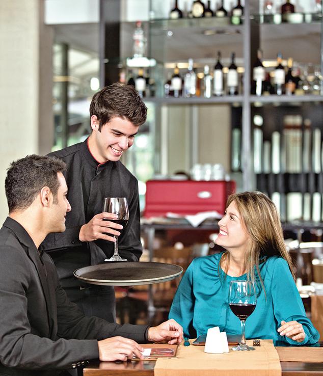 領有酒牌的餐館,都或多或少設有酒目牌(wine list)。