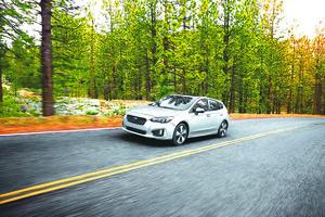 Subaru榮登 北美最受歡迎的汽車品牌