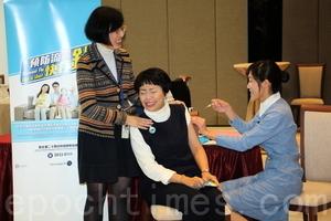 入冬後四宗H7N9 政府籲打流感針