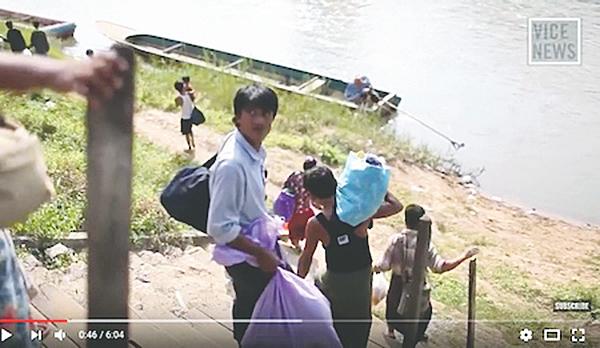 緬北再爆激戰 逾千難民湧入中國
