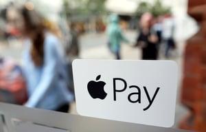Apple Pay進中國 登錄火爆 挑戰微信支付寶