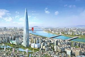 奢華公館Signiel Residence 韓國地標物業 投資移民好選擇