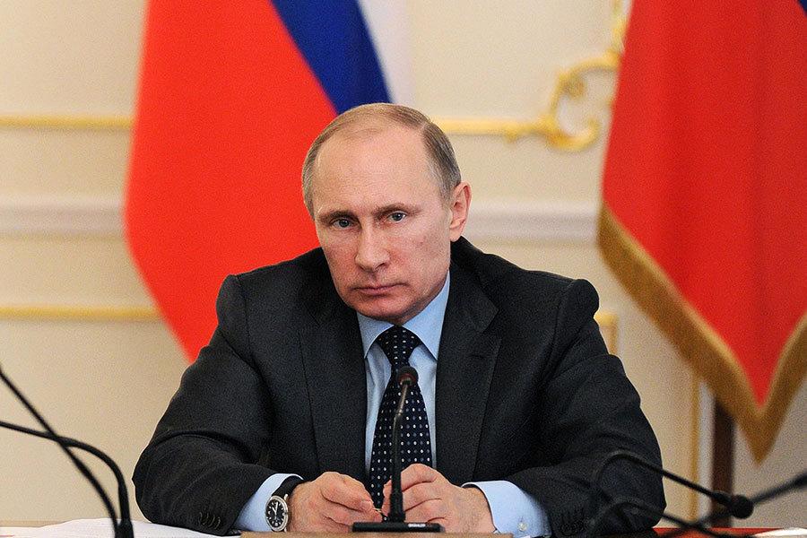 普京再次否認俄干預美大選