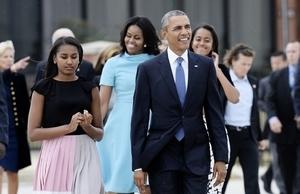 布殊女兒邀奧巴馬千金加入前第一女兒俱樂部