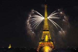 重振巴黎鐵塔魅力 巴黎市擬投資百億元