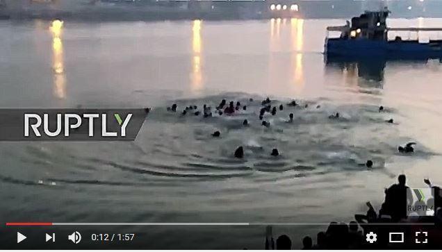 印度遊船翻覆 至少19死多人失蹤