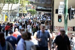 澳洲人口升至2400萬 中國移民增長最快