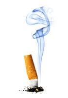 老煙槍戒煙從肺部咳出黑色痰