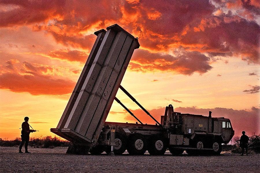 薩德初顯身手 探測到北韓最新導彈試射