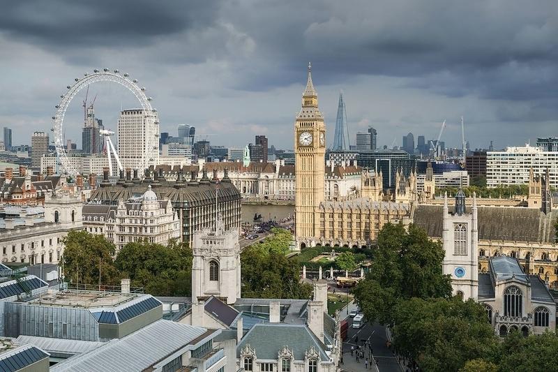 全球留學生住宿服務平台Student.com發佈2016年最受國際留學生青睞的留學城市排名,倫敦位居榜首。(Colin/Wikimedia Commons)