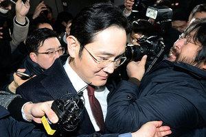 韓檢方申請批捕三星李在鎔 劍指朴槿惠受賄