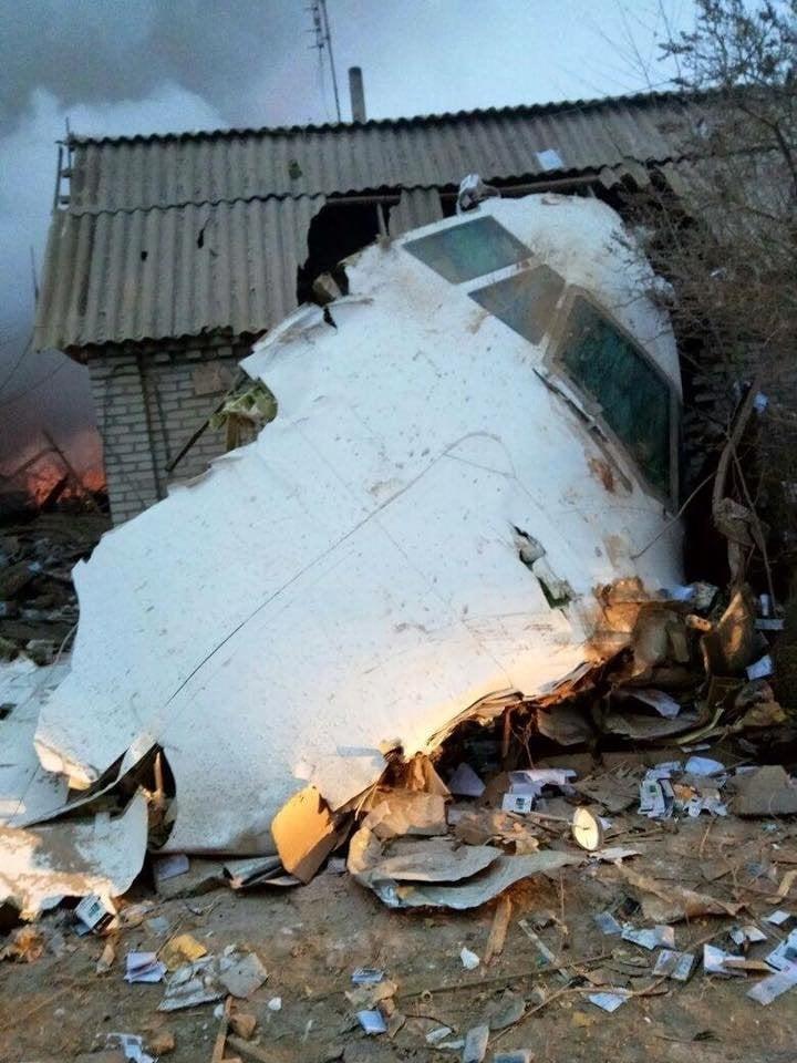 1架土耳其貨機今天試圖在濃霧中降落該國馬納斯(Manas)機場時在附近墜毀,至少37人身亡。(網絡圖片)