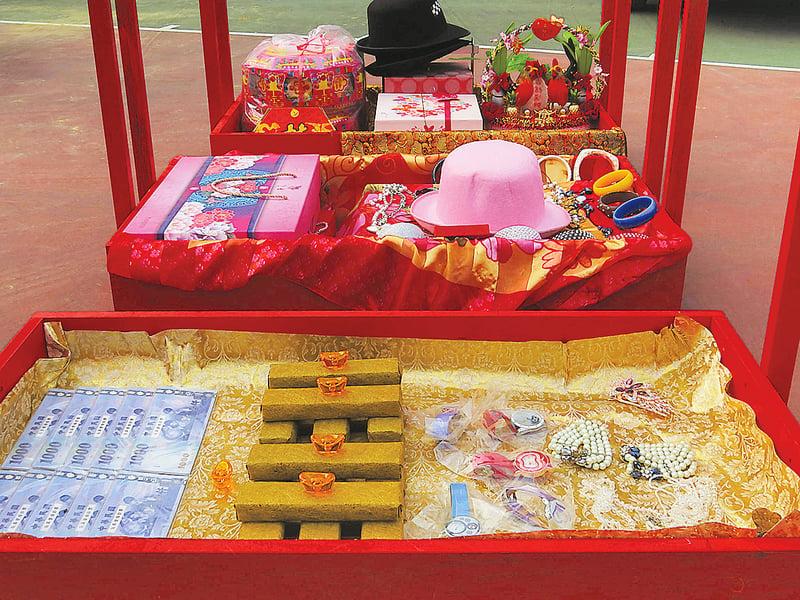 【中華文化100個為什麼】為什麼聘禮又稱「花紅」?