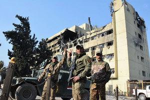 美軍空襲摧毀IS武器庫 伊軍在摩蘇爾推進