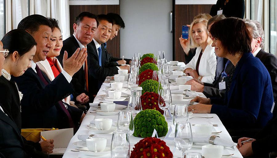 習近平抵瑞士進行國事訪問 達沃斯演講受關注