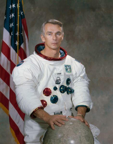 最後登月太空人塞爾南辭世 享年82歲