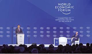 在英國脫歐公投和特朗普當選美國總統引發全球不確定性下,國家主席習近平在瑞士達沃斯的演講成為環球焦點。(Getty Images)