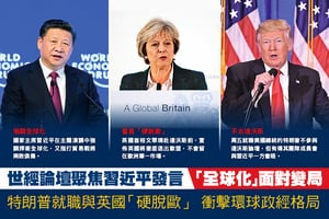 世經論壇聚焦習近平發言 「全球化」面對變局