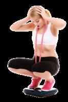 越減越肥 瘦不下來的原因