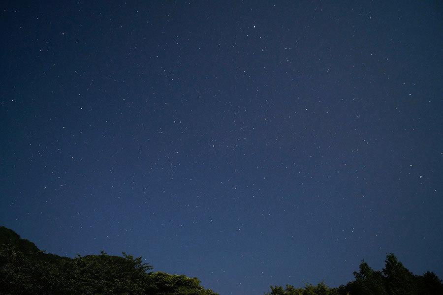 本季度夜空中的星星為甚麼更加明亮?