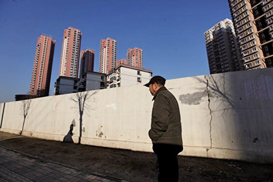 天津對土地財政的依賴程度在大陸位居第二位,高價地頻出。(大紀元資料室)