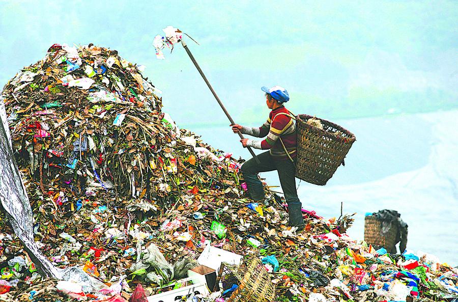 塑料王國裏消失的政府監管