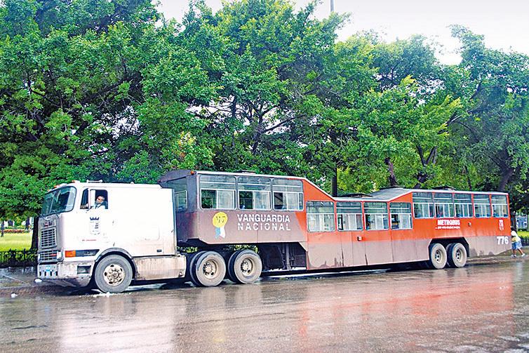駱駝巴士。(Panther / Wikipedia)
