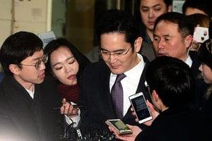 批捕三星李在鎔提請遭駁回 惹公憤網民號召抵制三星